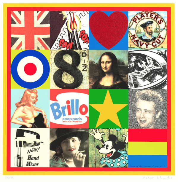 Some of the sources of Pop Art - II